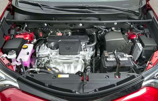 2019 Toyota RAV4 Engine Performance