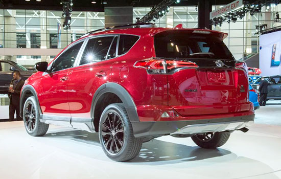 2017 Toyota Rav4 Xle >> 2019 Toyota RAV4 Redesign, Price and Release Date | Toyota Suggestions