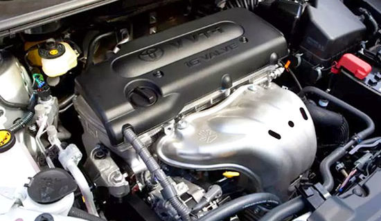 2019 Toyota Rukus Engine