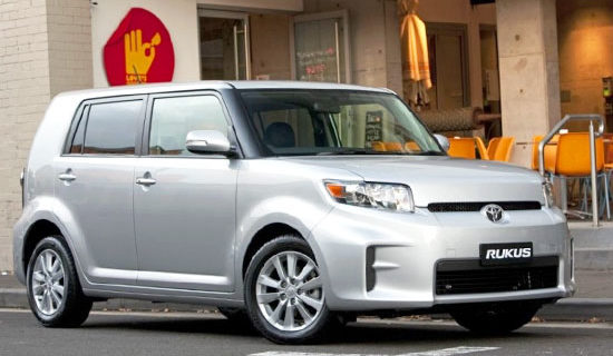 2019 Toyota Rukus Price And Release Date