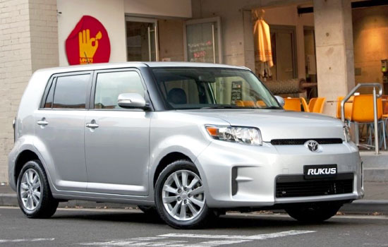 2019 Toyota Rukus Price and Release Date