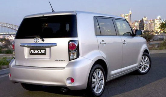 2019 Toyota Rukus Release Date And Price
