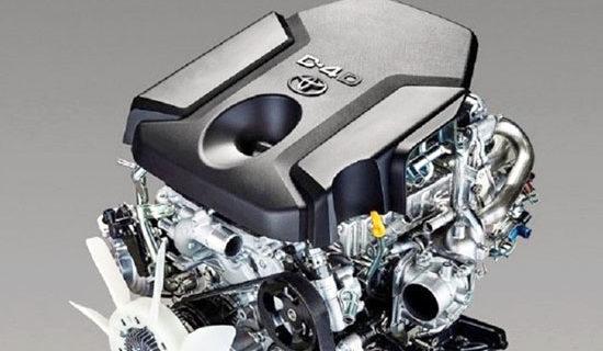 2019 Toyota Rush Engine