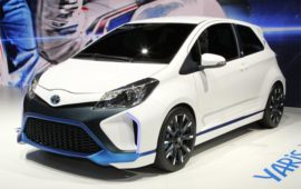 2019 Toyota Yaris Hybrid Review and Price