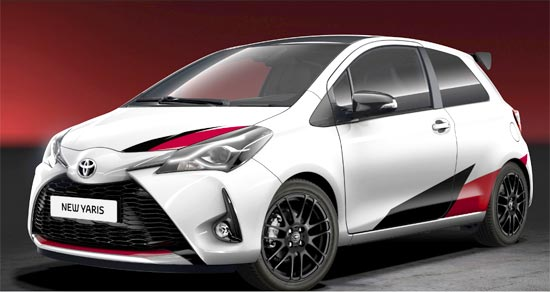 2019 Toyota Yaris Review and Release Date
