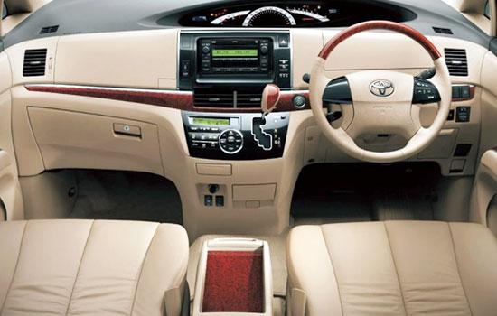 2019 Toyota Previa Interior