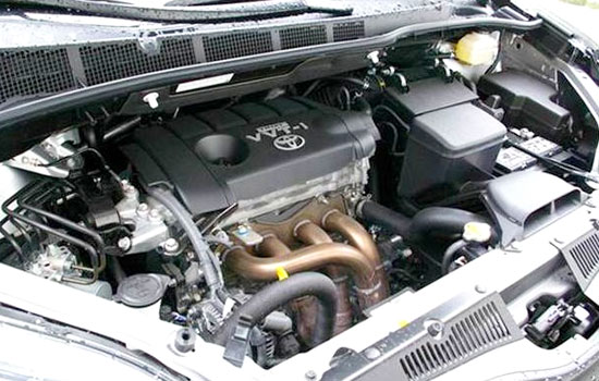 2019 Toyota Previa Engine