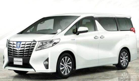 2019 Toyota Alphard Hybrid Review And Redesign
