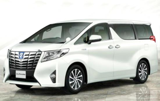2019 Toyota Alphard Hybrid Review And Redesign Toyota Suggestions