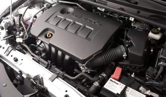 2019 Toyota Altis Engine