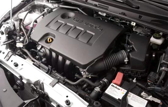 2019 Toyota Altis Engine