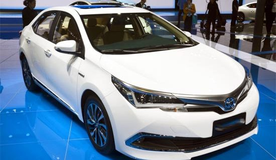 2019 Toyota Altis Review And Redesign