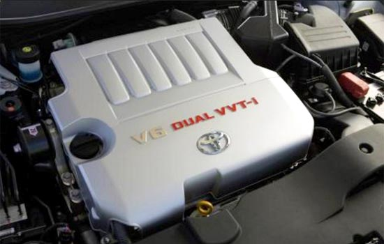 2019 Toyota Aurion Engine