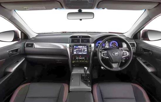 2019 Toyota Aurion Interior