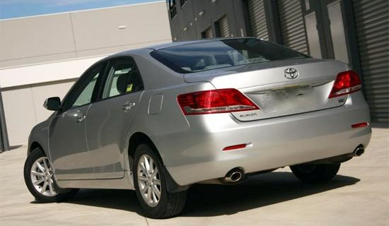 2019 Toyota Aurion Release Date And Price (2)