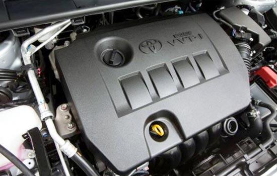 2019 Toyota Auris Engine