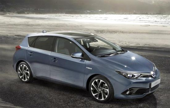 2019 Toyota Auris Release Date and Price