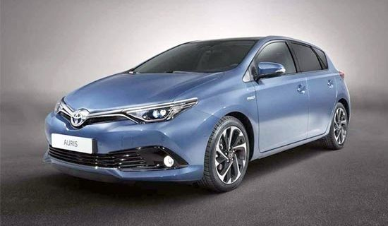 2019 Toyota Auris Release Date And Redesign