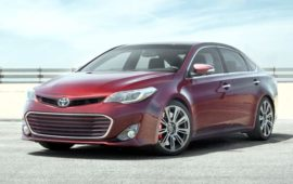 2019 Toyota Avalon Limited Review Engine and Price