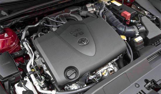 2019 Toyota Avalon XLE Plus Engine