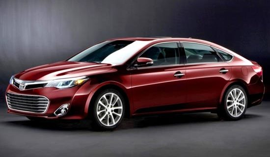 2019 Toyota Avalon XLE Plus Review And Release Date
