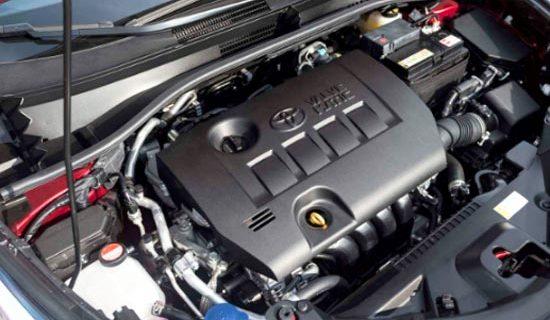 2019 Toyota C HR Hybrid Engine