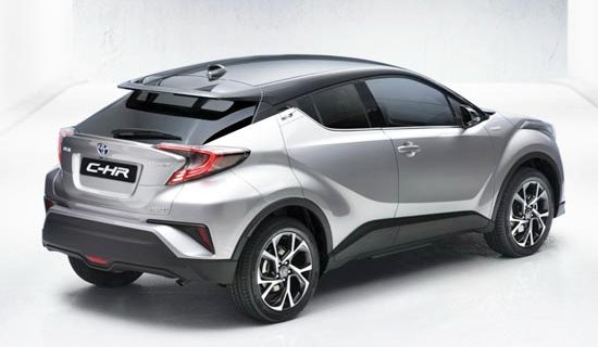2019 Toyota C HR Hybrid Release Date And Price