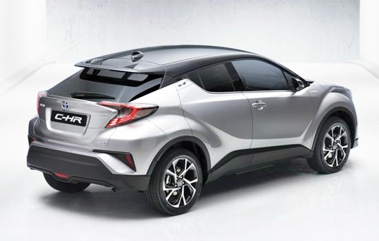2019 Toyota C-HR Hybrid Release Date and Price