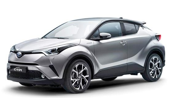 2019 Toyota C HR Hybrid Review And Redesign