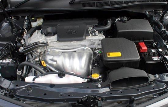 2019 Toyota Camry Atara R Engine