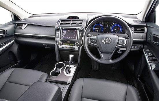 2019 Toyota Camry Atara R Interior
