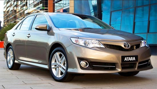 2019 Toyota Camry Atara R Redesign, Review and Release Date
