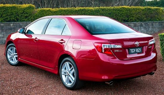 2019 Toyota Camry Atara R Release Date And Price