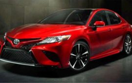 2019 Toyota Camry Atara S Engine Specs and Release Date