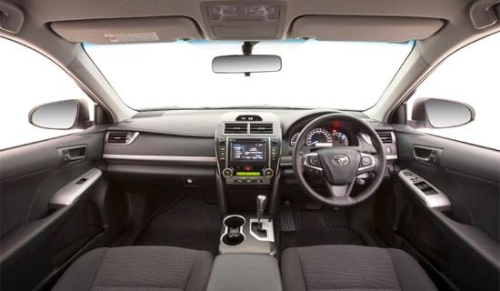 2019 Toyota Camry Atara S Interior