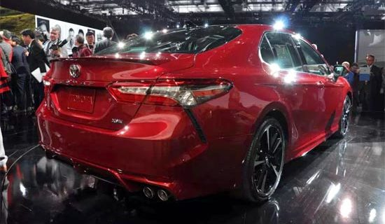 2019 Toyota Camry Atara S Release Date And Price