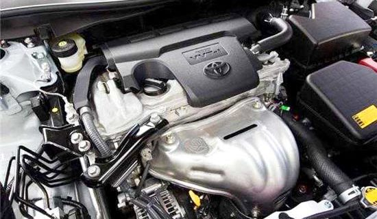 2019 Toyota Camry Atara SX Engine