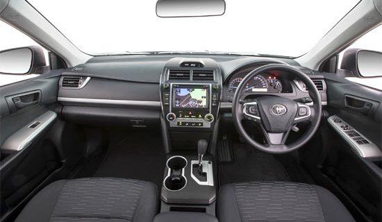 2019 Toyota Camry Atara SX Interior