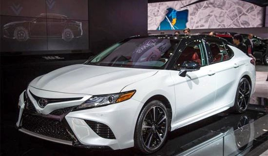 2019 Toyota Camry Hybrid XSE Release Date, Price And Specs