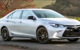 2019 Toyota Camry RZ Review and Release Date Australia