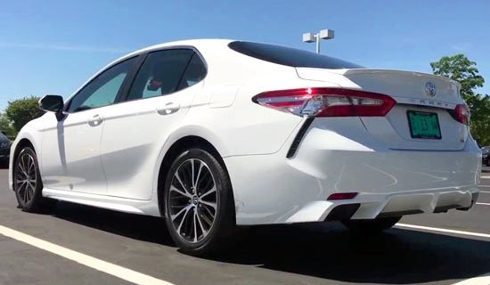 2019 Toyota Camry XSE V6 Release Date And Price