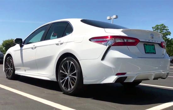 2019 Toyota Camry XSE V6 Review and Release Date | Toyota ...