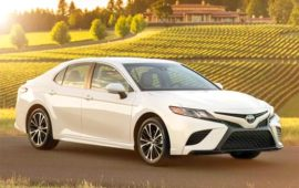 2019 Toyota Camry XSE V6 Review and Release Date