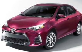 2019 Toyota Corolla Altis Philippines Review and Redesign