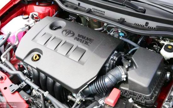 2019 Toyota Corolla IM Hatchback Engine