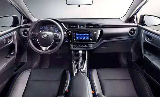 2019 Toyota Corolla IM Hatchback Interior