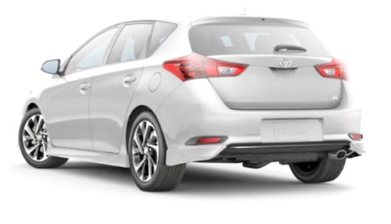 2019 Toyota Corolla IM Hatchback Release Date And Price (2)