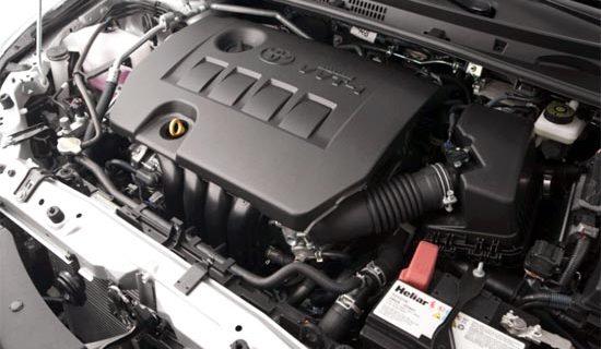 2019 Toyota Corolla Luxury Engine