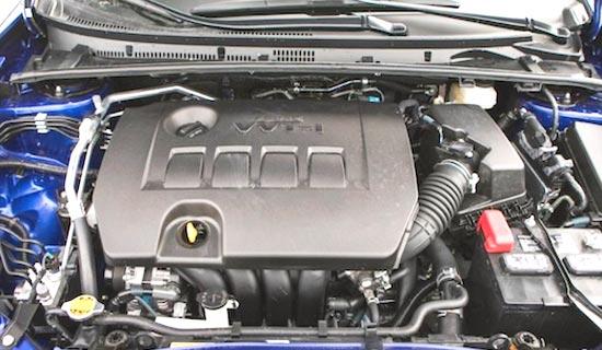 2019 Toyota Corolla SE Engine