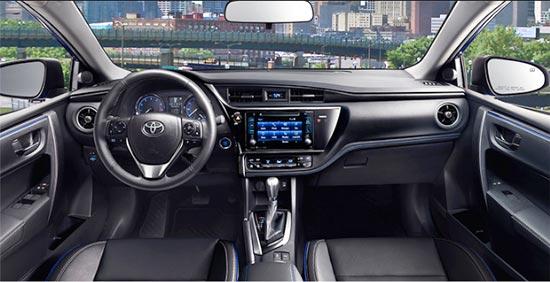 2019 Toyota Corolla SE Interior